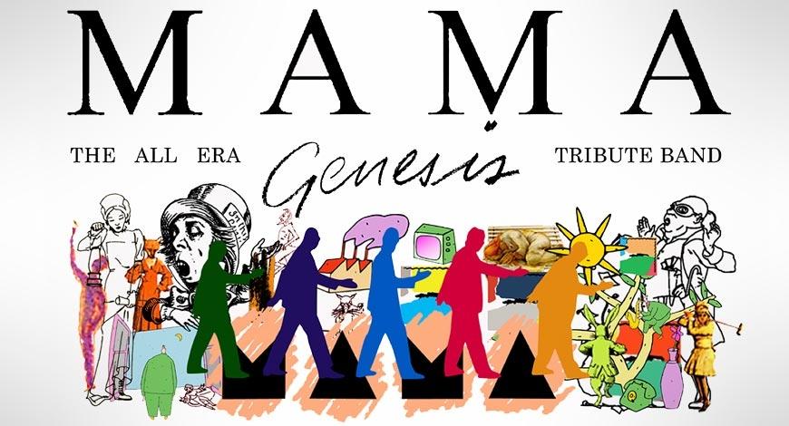 MAMA Genesis tribute