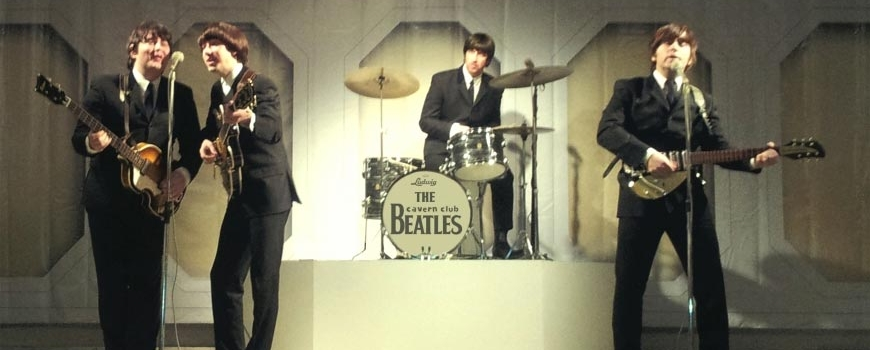 Friday with The Beatles!