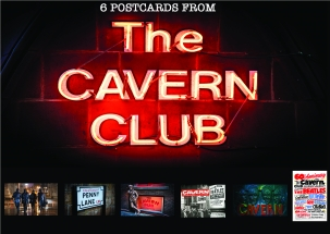 CAVERN POSTCARD PACK