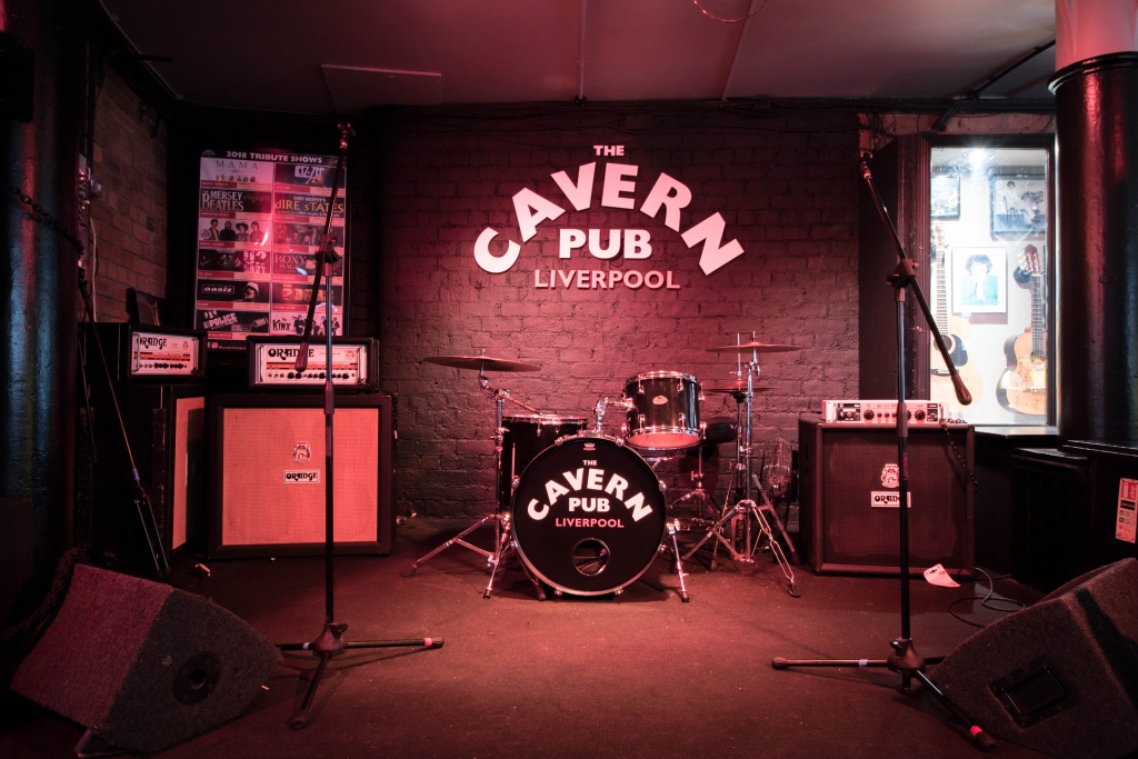 Cavern Pub - Cavern Club